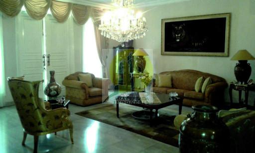 Ruang Tamu Rumah dijual di Pondok Indah.jpg