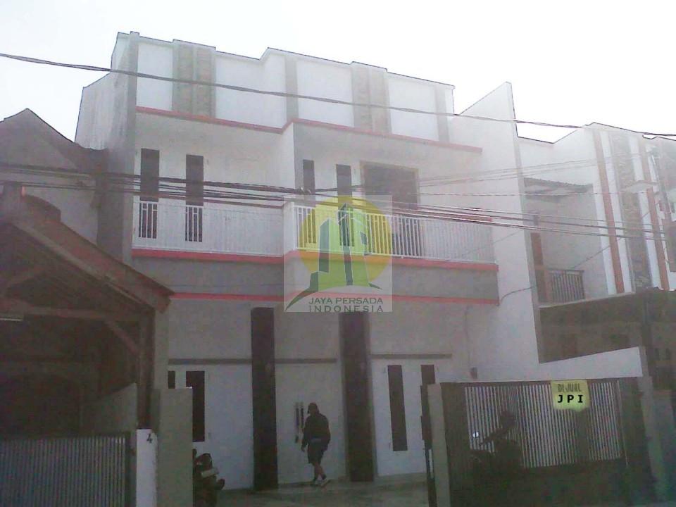 Rumah Baru daerah Bekasi Barat Tampak Depan.jpg