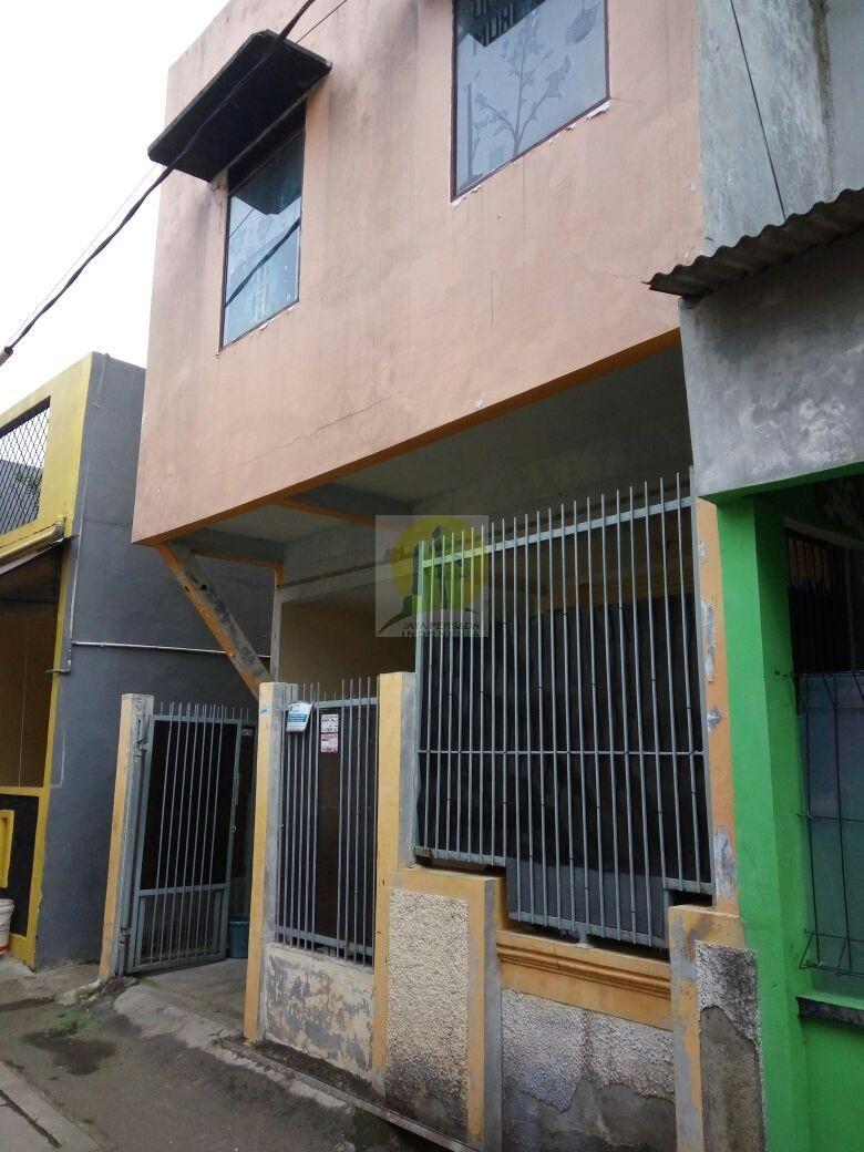 Tampak Depan Rumah dijual di Cijantung.jpg