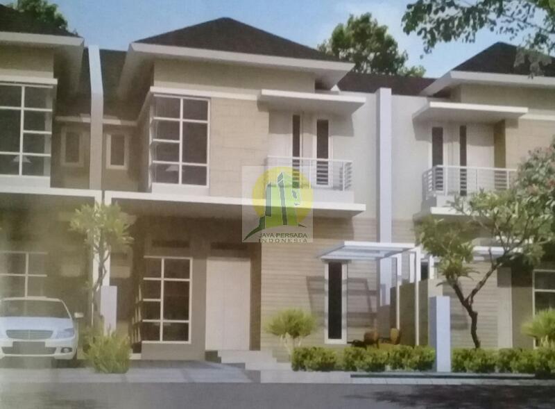 Rumah Premium Cluster Dua Lantai Di Kawasan Asri Dan Strategis Di