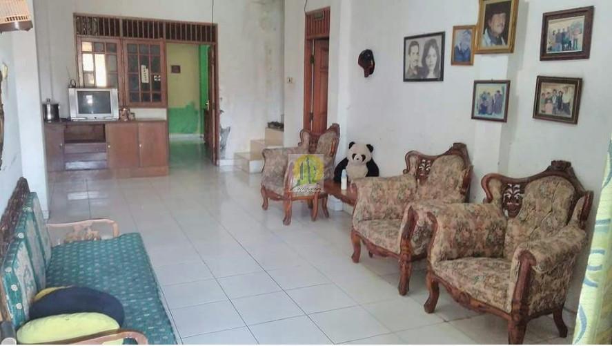 Ruang Keluarga Rumah siap Huni di Jagakarsa Jaksel