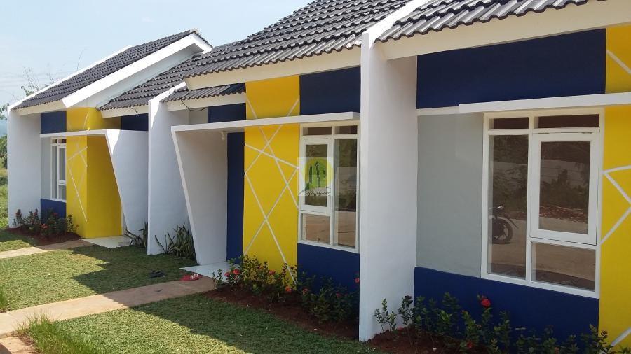 Contoh perumahan dari developer