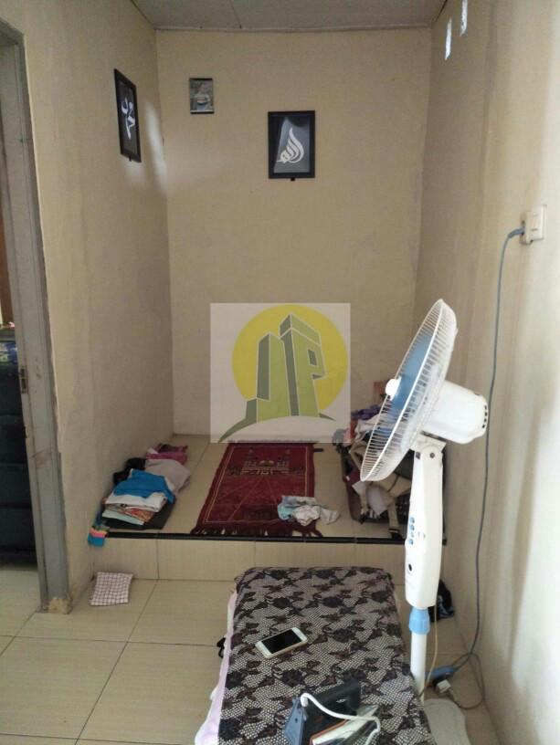 Rumah rindang di BSA tambun Bekasi