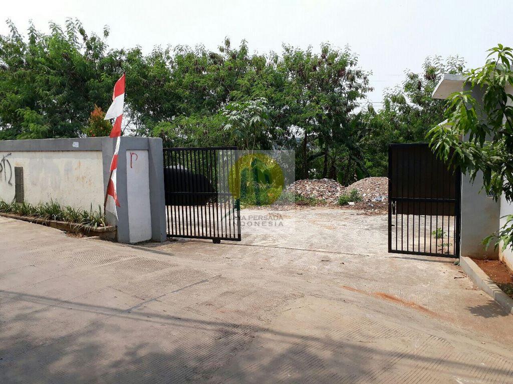 gerbang rumah syariah dijual di cipayung bebas banjir bisa KPR.jpg