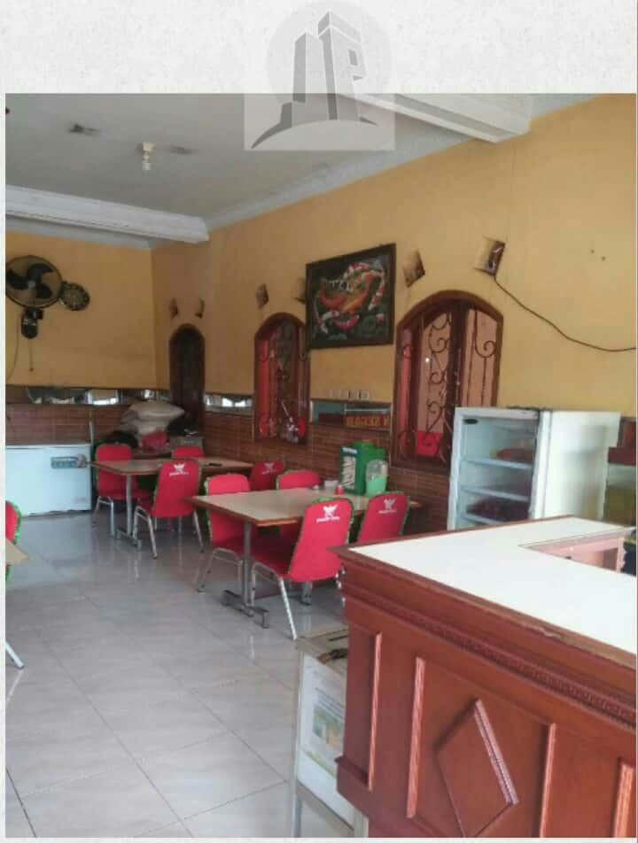 Desain Ruang Tamu Untuk Ruko  restoran padang di jalan utama perumahan tambun selatan