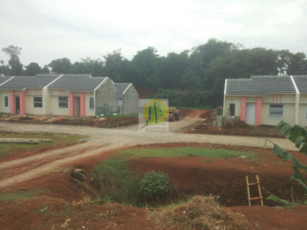 Rumah Subsidi Berkualitas di Parung Bogor