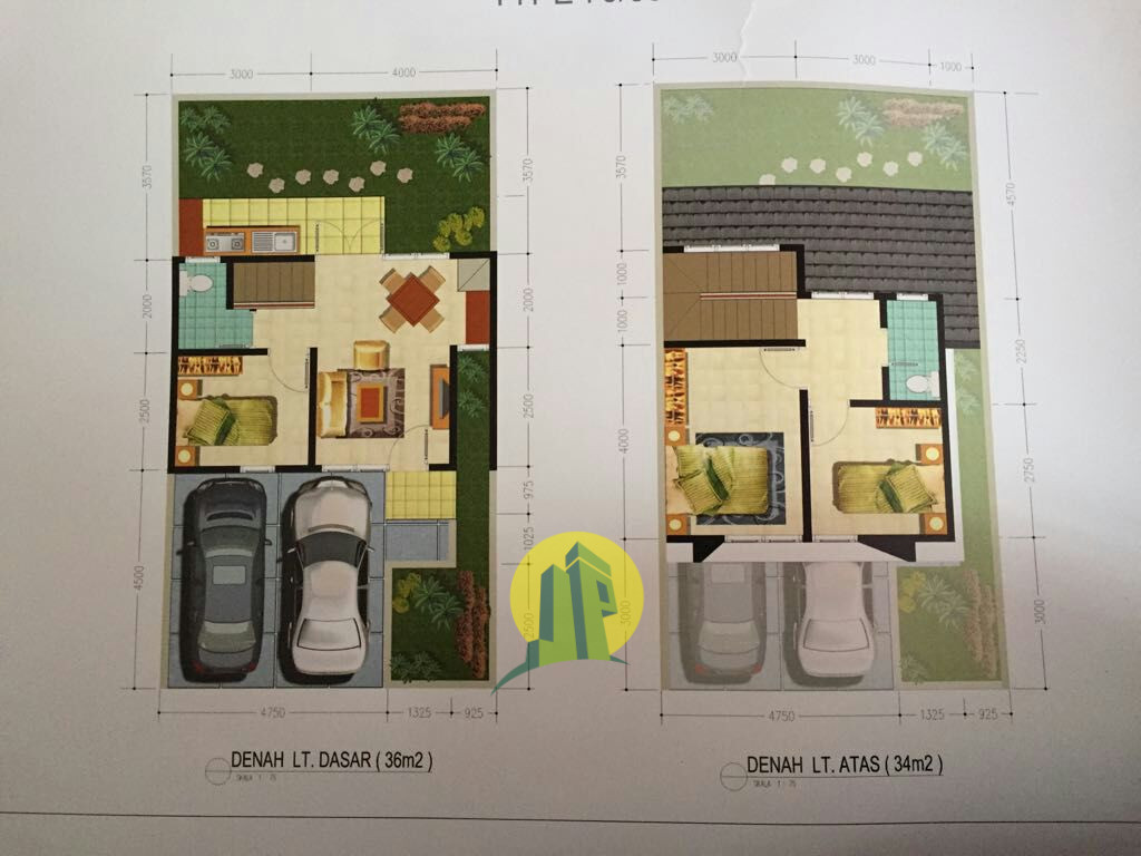 Rumah Minimalis Strategis di Kedaung Pamulang