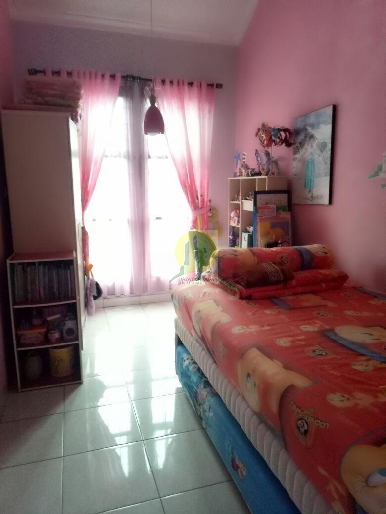 Kamar Tidur Rumah Second Murah Strategis dekat Walikota Tangsel