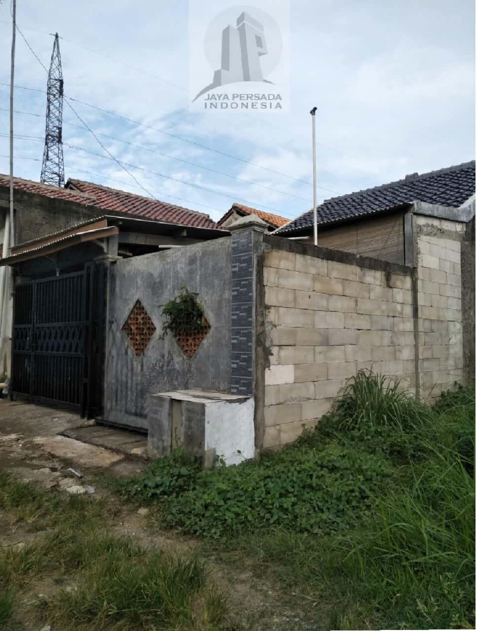 Rumah kampung Tambun Selatan Bekasi