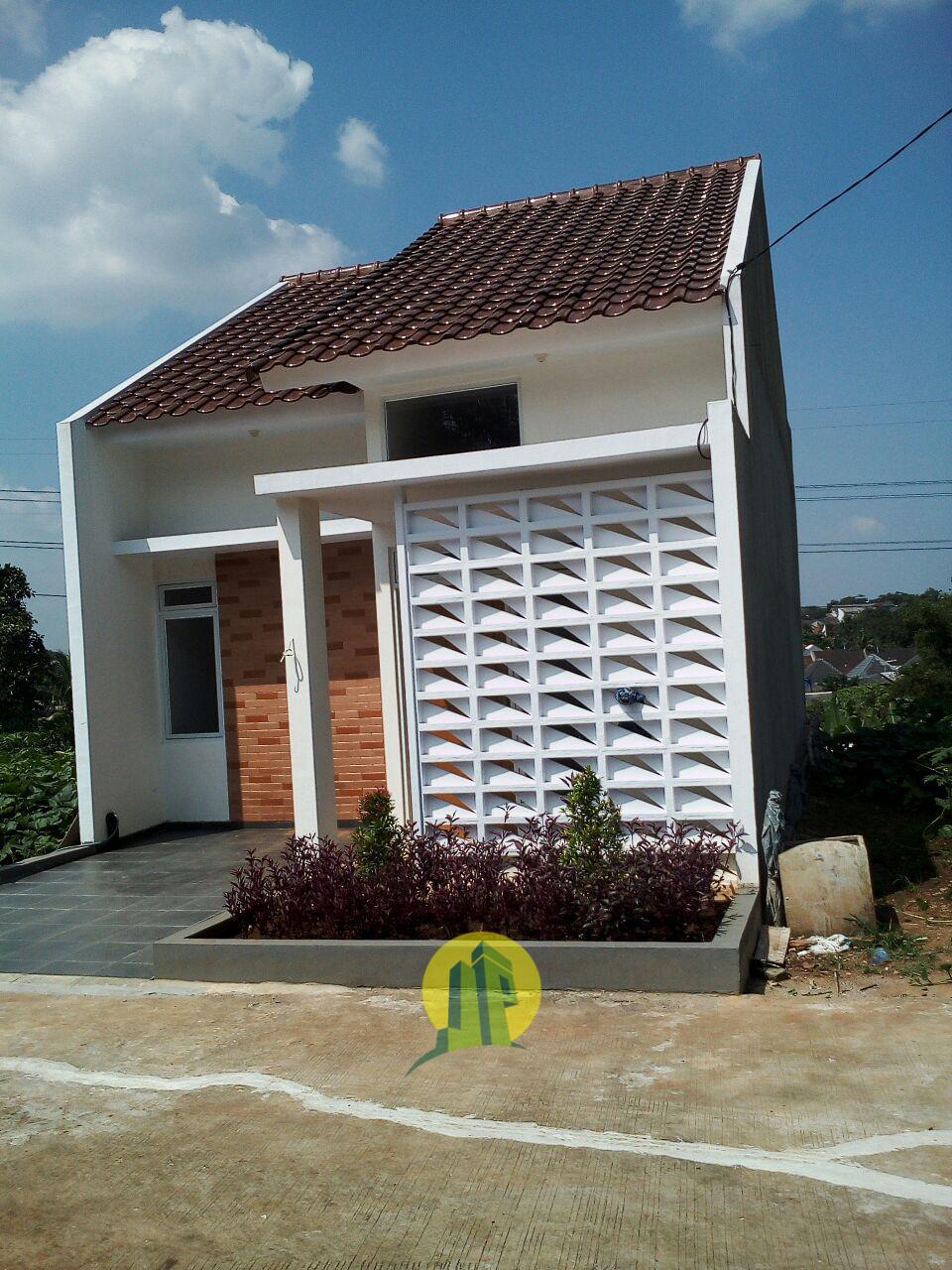 Rumah Cluster Minimalis Cipayung Dekat Kampus Mercubuana