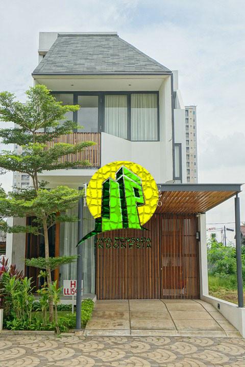 Rumah Mewah Lokasi Strategis di Bintaro, Jakarta Selatan