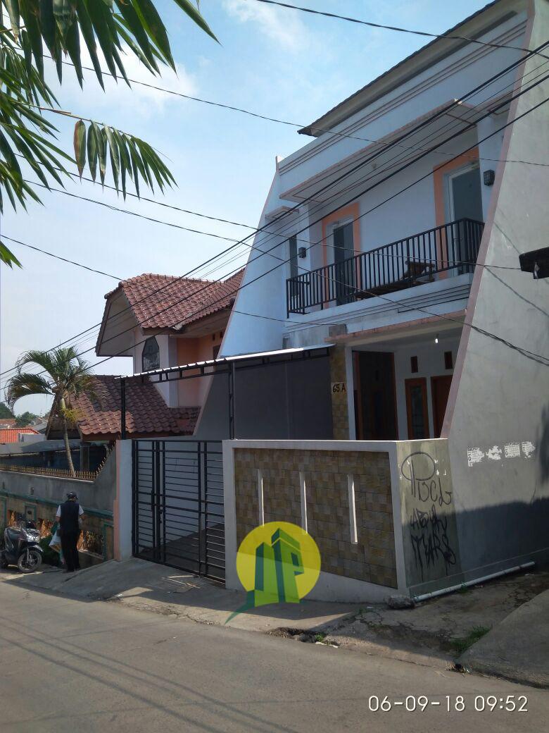 Rumah 2 Lantai siap huni di Sukatani Tapos Depok