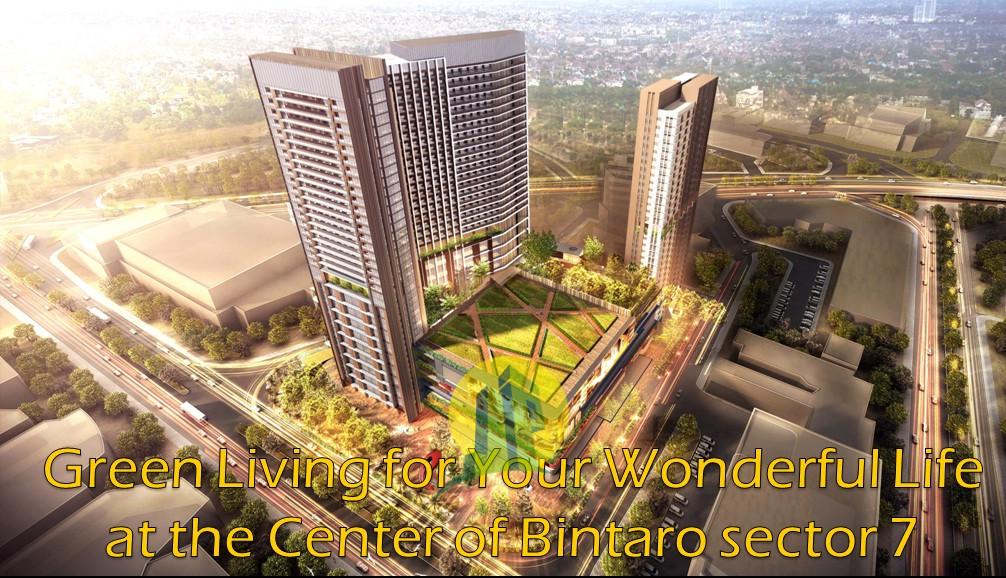 Green Living Area at Center of Bintaro.jpg