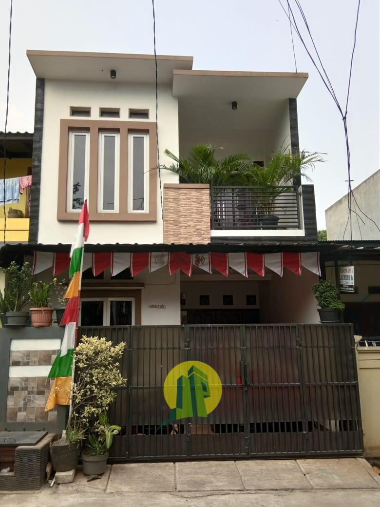 DIJUAL RUMAH TINGGAL SIAP HUNI Di Daerah Kranggan Cibubur