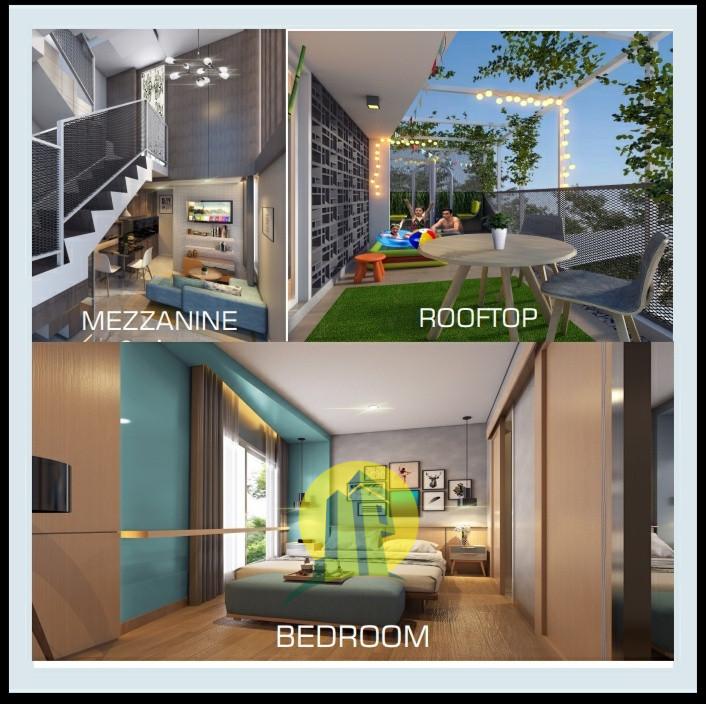 Desain Rumah Mewah Dengan Biaya Murah  rumah murah mewah 2 1 2 lantai aparthouse dengan lokasi