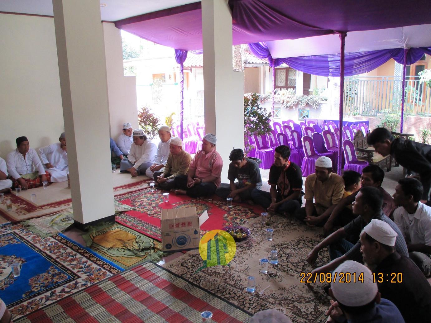 Dijual cepat rumah siap huni di Cigombong, Cijeruk, Bogor