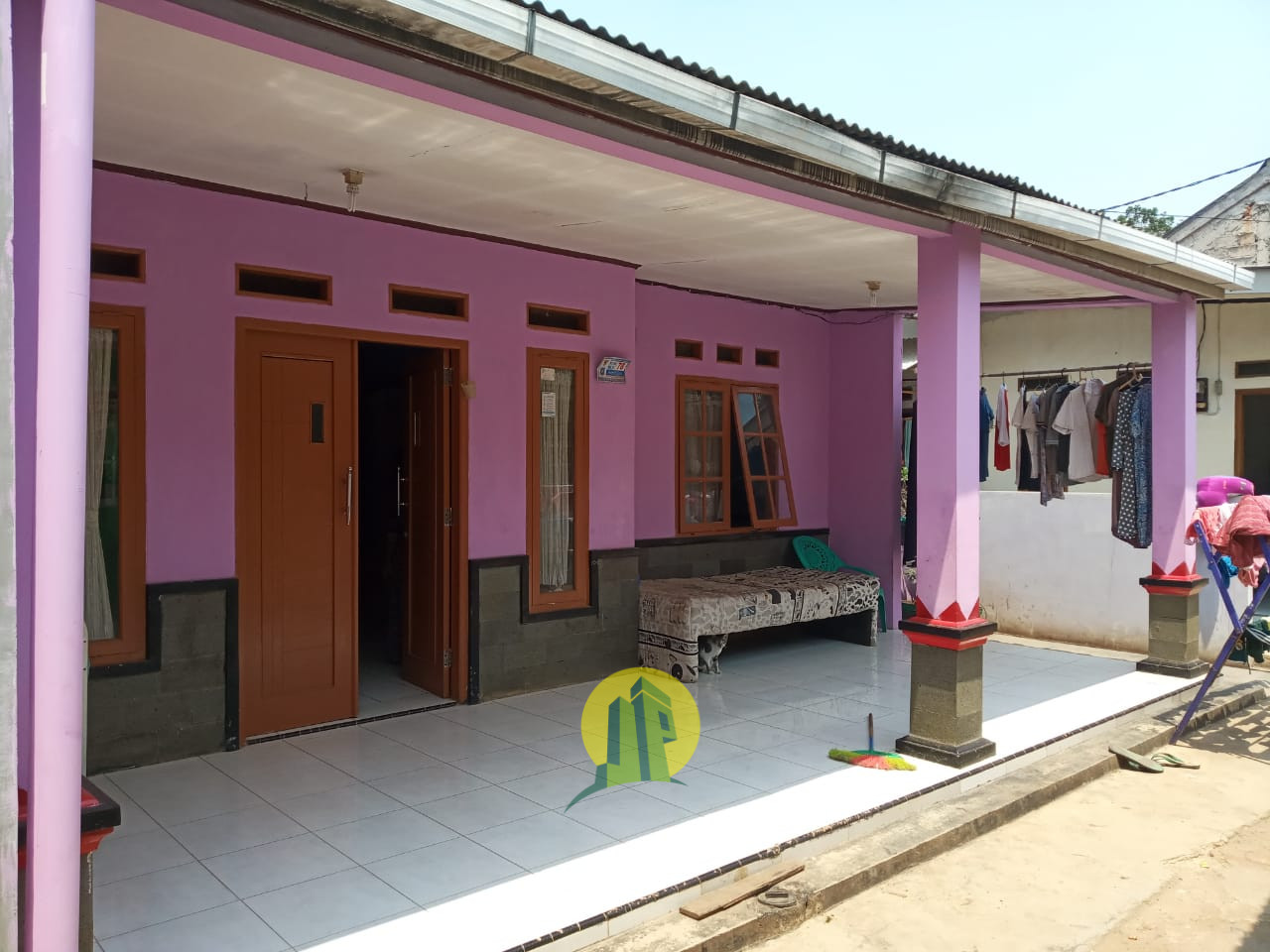 Rumah Second di Ciater BSD