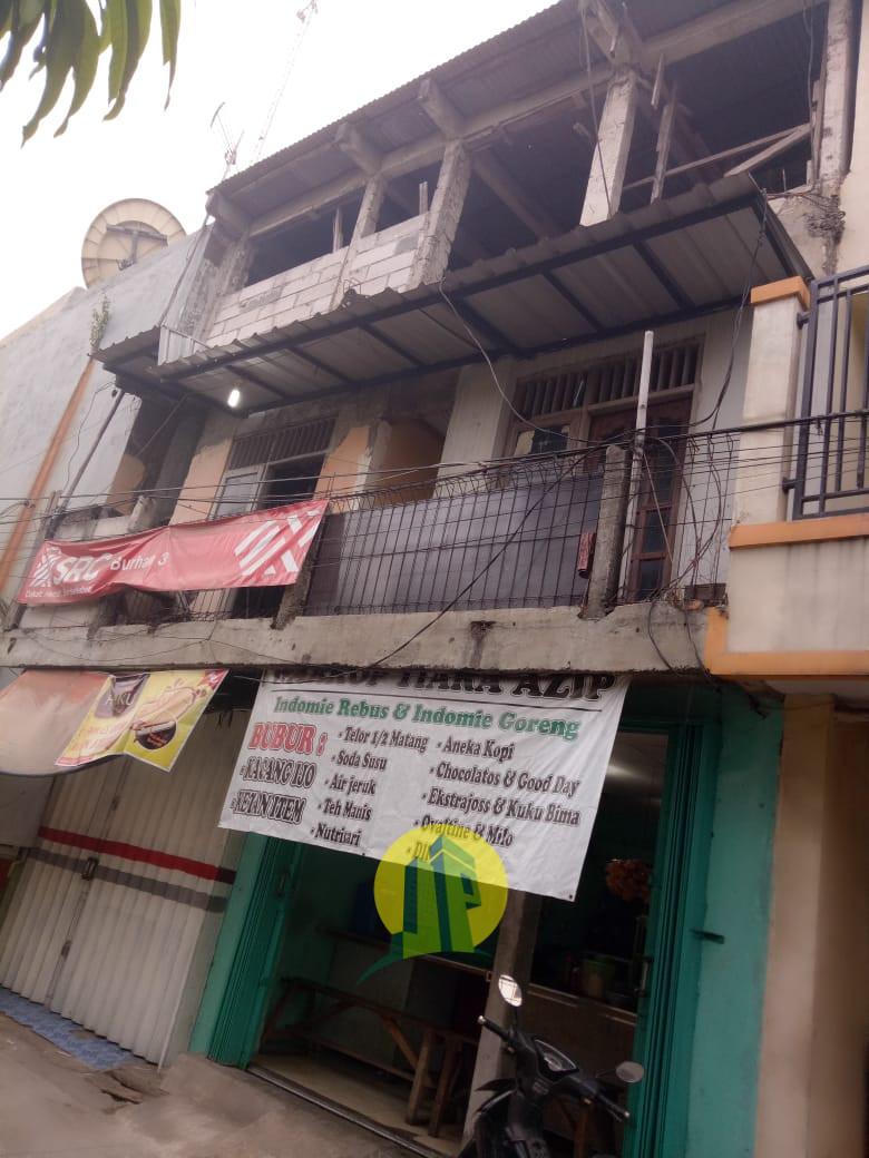 Rumah Second Investasi tinggi di Kayuringin Bekasi
