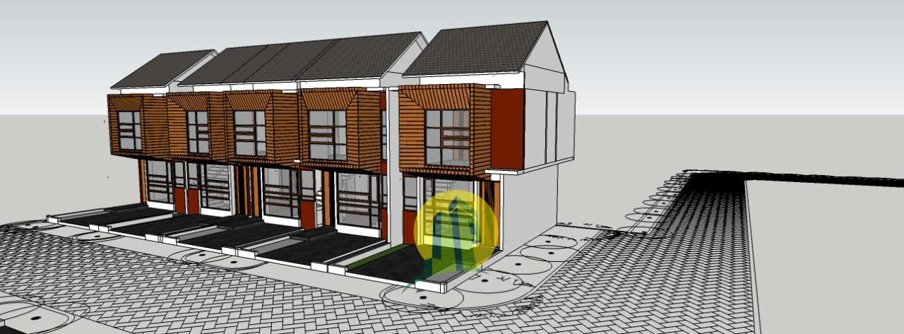 Cluster Modern Minimalis di Selatan Jakarta Pangkalan Jati ...