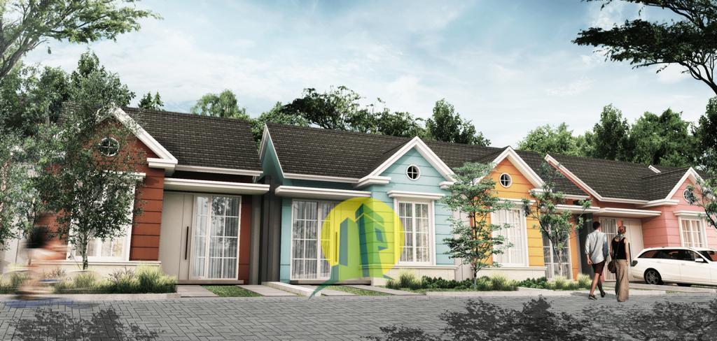 Rumah dijual dekat stasiun Tambun Bekasi