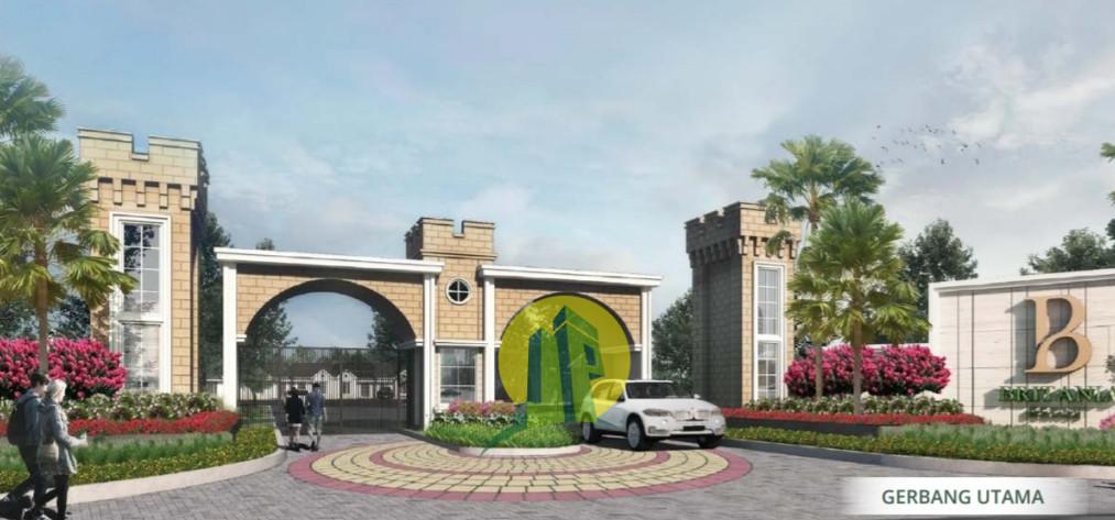 Gerbang rumah dijual di Tambun Utara Bekasi