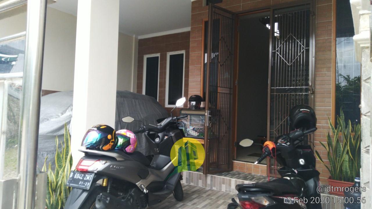 Rumah Cluster Istimewa 2½ Lantai Strategis Di Selatan Jakarta