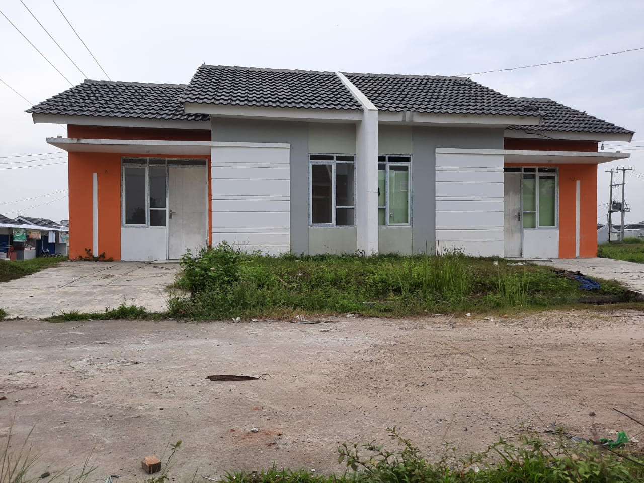 Rumah Subsidi Parung panjang Bogor laris manis