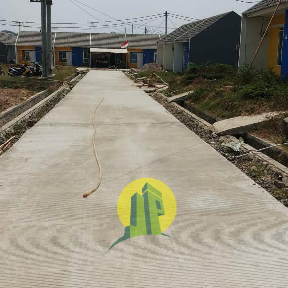rumah subsidi bebas banjir di Citeureup Bogor