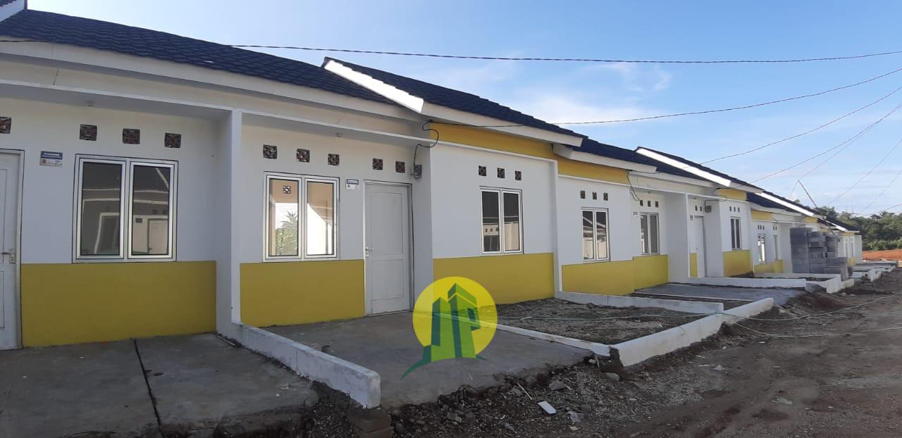 Rumah Subsidi Asri di Walantaka Serang Banten