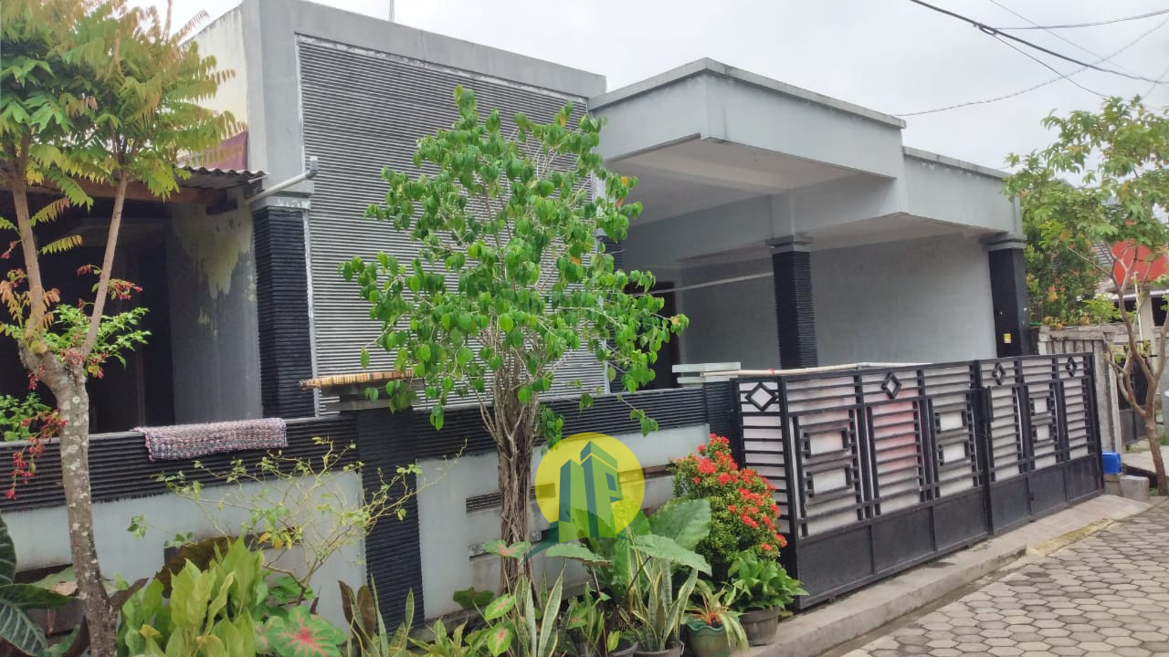 Rumah 2Kavling siap huni di Perum Sudirman Indah tigaraksa