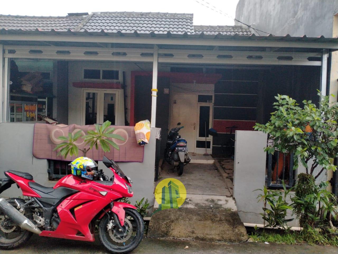 Rumah Oper Kredit di Setu Bekasi